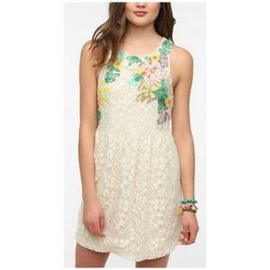 * Urban Outfitters Kimchi Blue Sleeveless Cream